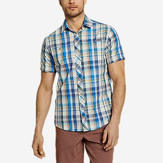 Thumbnail View 1 - Men's Greenpoint Short-Sleeve Shirt