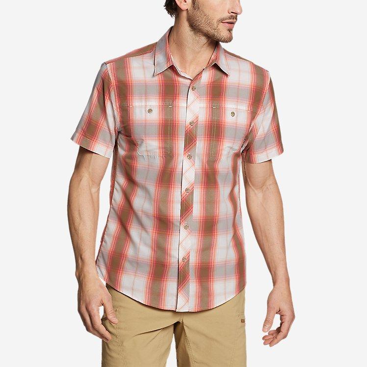 Men's Greenpoint Short-Sleeve Shirt large version