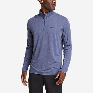 Thumbnail View 1 - Men's Boundless Long-Sleeve 1/4-Zip