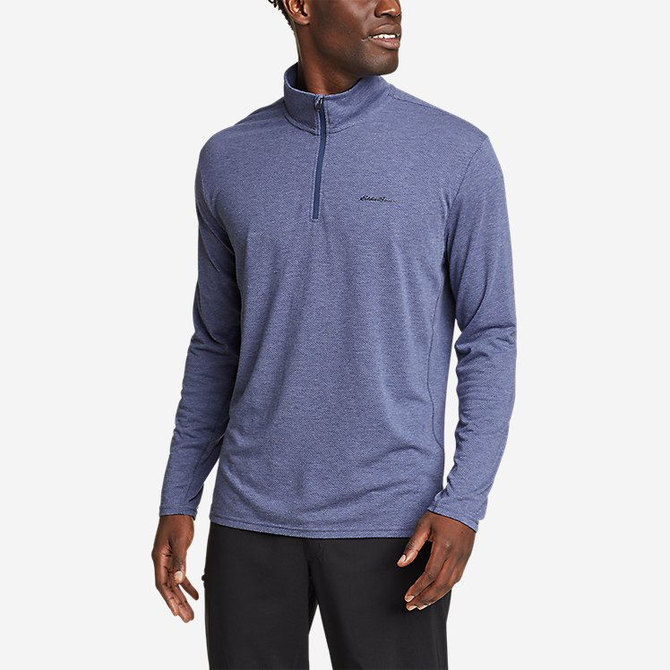 Men's Boundless Long-Sleeve 1/4-Zip large version