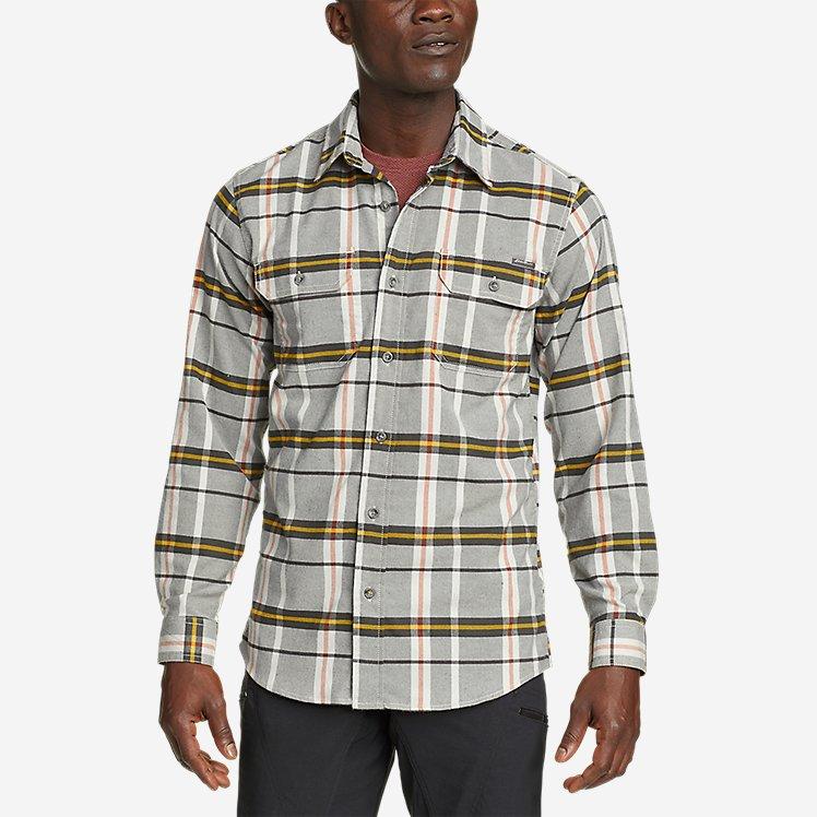 Men's Ultimate Expedition Flex Flannel Shirt large version