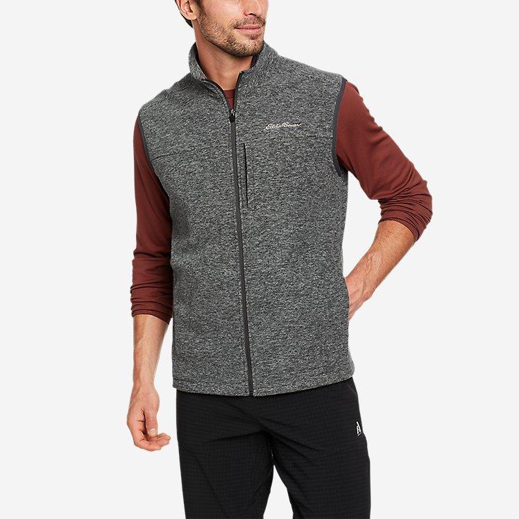 Men's Quest Fleece Vest large version