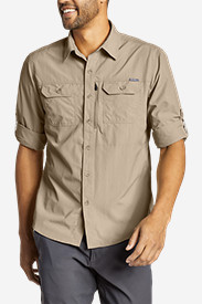 Men's Atlas Exploration Long-Sleeve Shirt