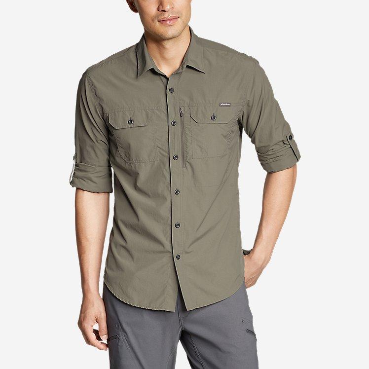 Men's Atlas Exploration Long-Sleeve Shirt large version