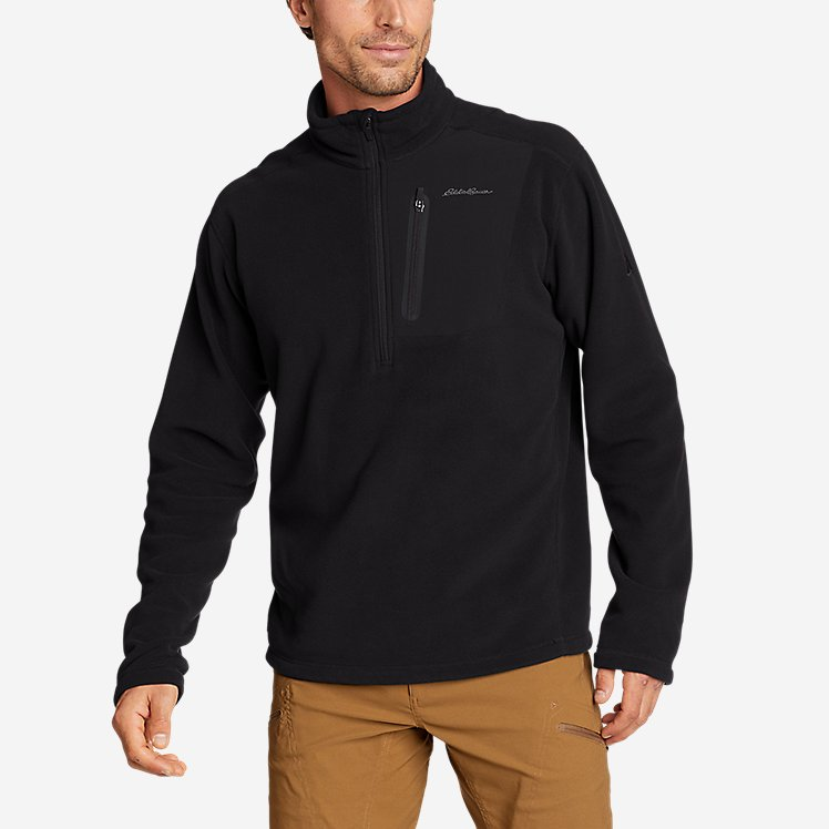 Eddie Bauer Cloud Layer Pro 1//4 Zip Tall