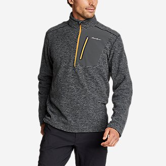 Thumbnail View 1 - Men's Cloud Layer Pro 1/4-Zip Pullover