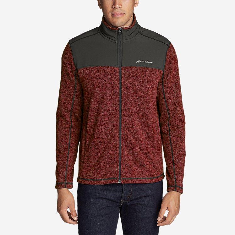 Men's Radiator Pro Sweater Fleece Full-Zip Jacket large version