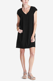 Women's Departure T-Shirt Dress