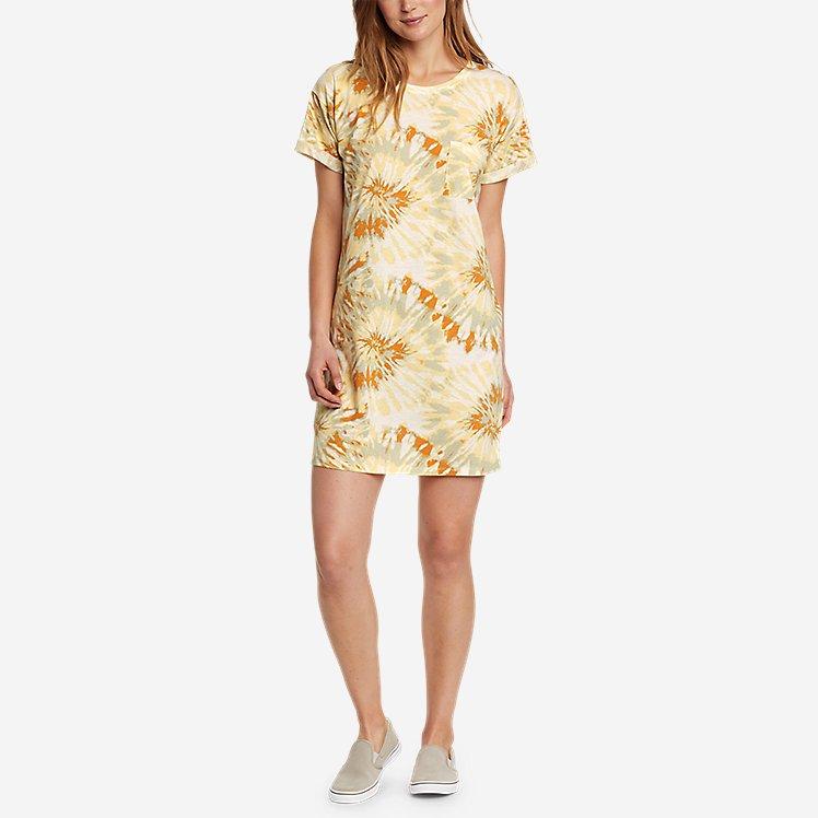 Women's Myriad Short-Sleeve T-Shirt Dress large version