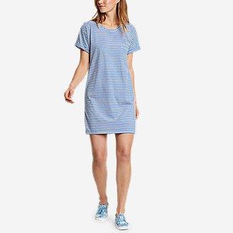 Thumbnail View 1 - Women's Myriad Short-Sleeve T-Shirt Dress