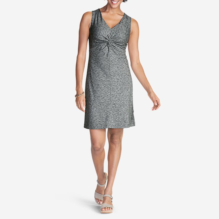 Women's Aster Tie The Knot Dress - Space Dye large version