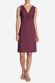 Women's Aster Tie The Knot Dress - Space Dye
