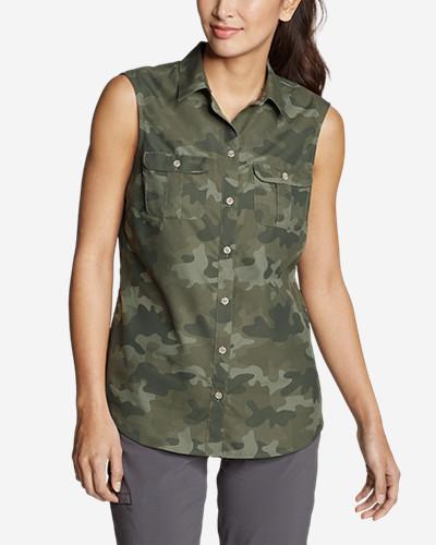 Women's Mountain Sleeveless Shirt thumbnail