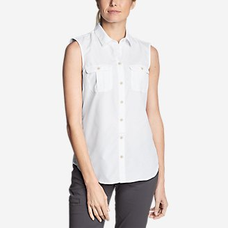 Thumbnail View 1 - Women's Mountain Sleeveless Shirt