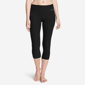 Trail Tight Capris by Eddie Bauer