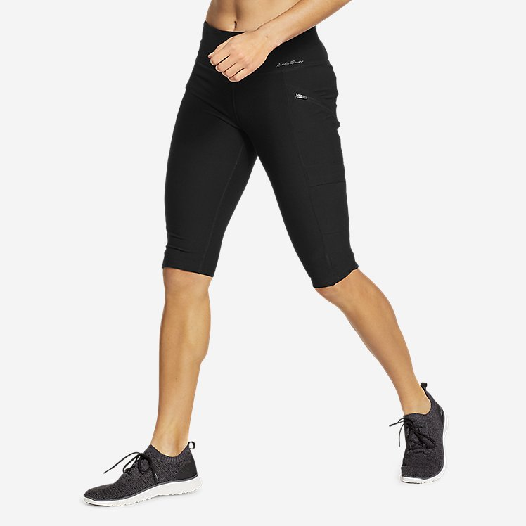 Women's Trail Tight Knee Shorts large version