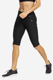 Women's Trail Tight Knee Shorts