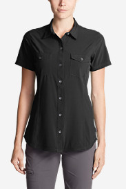 Women's Departure Short-Sleeve Shirt