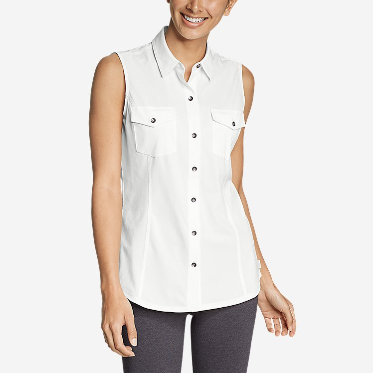 Women's Departure Sleeveless Shirt large version