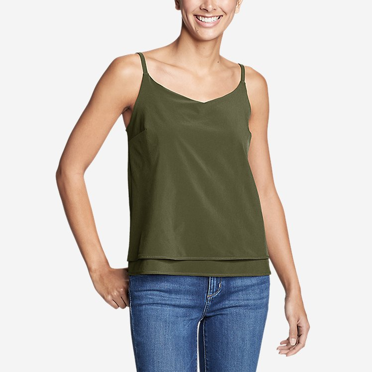 Women's Departure Cami - Solid large version