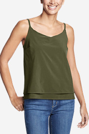 Women's Departure Cami - Solid