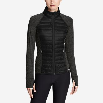 Thumbnail View 1 - Women's IgniteLite Hybrid Jacket