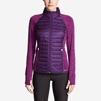 Thumbnail View 1 - Women's IgniteLite Hybrid Jacket