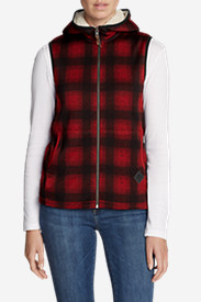 Women's Radiator Fleece Hooded Vest