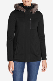 Women's Radiator Fleece Hooded Jacket