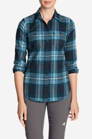 Women's Expedition Flex Flannel Shirt