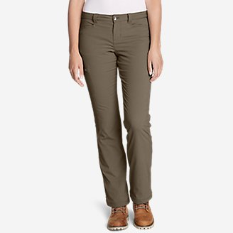 Thumbnail View 1 - Women's Horizon Stretch Lined Pants