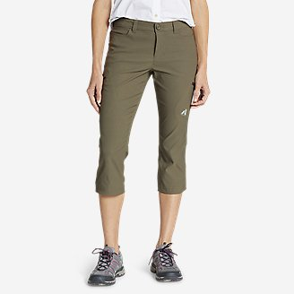Thumbnail View 1 - Women's Guide Pro Capris