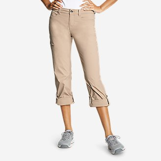 Thumbnail View 1 - Women's Horizon Roll-Up Pants