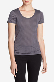 Women's Mercer Knit T-Shirt - Stripe