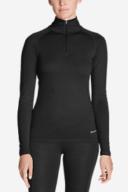 Women's Heavyweight FreeDry® Merino Hybrid Baselayer 1/4-Zip