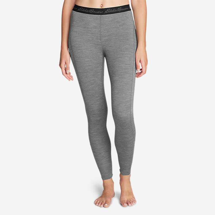 Women's Heavyweight FreeDry® Merino Hybrid Baselayer Pants large version