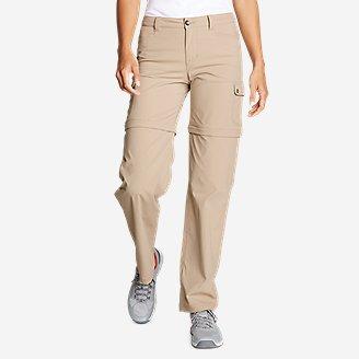 Thumbnail View 1 - Women's Horizon Convertible Cargo Pants