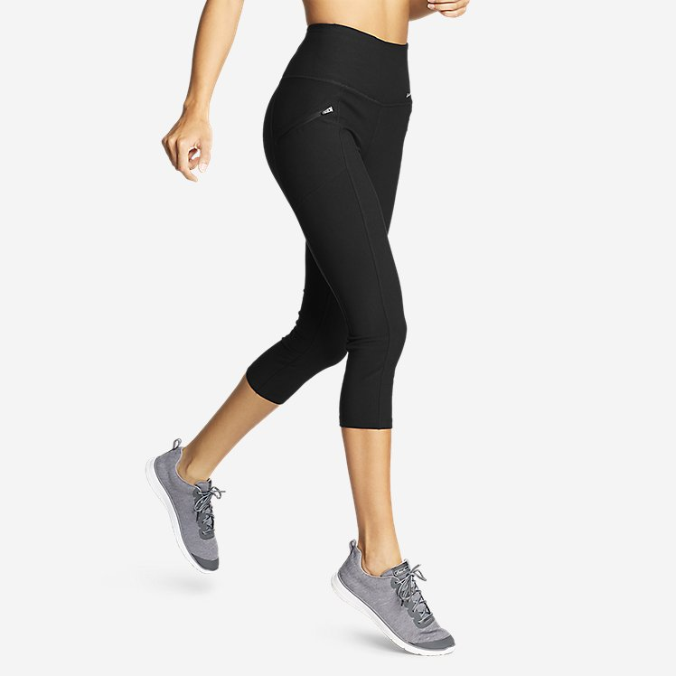 Women's Trail Tight Capris - High Rise large version