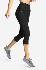 Women's Trail Tight Capris - High Rise