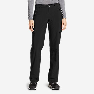 Thumbnail View 1 - Women's Polar Fleece-Lined Pants