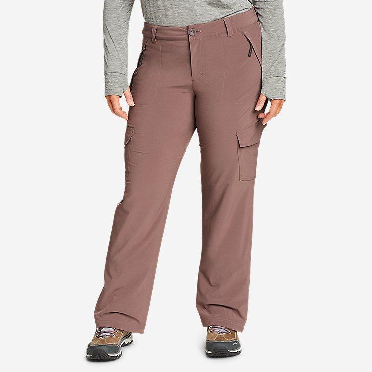 Women's Polar Fleece-Lined Pants large version