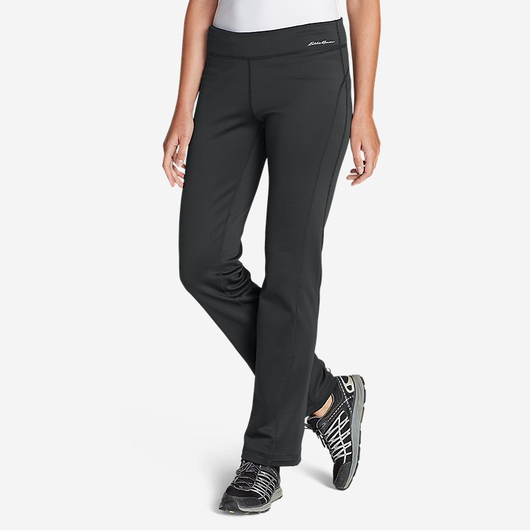Women's Stretch Fleece Pants large version
