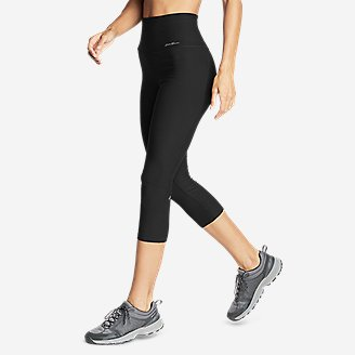 Movement High Rise Capris by Eddie Bauer