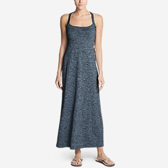 Thumbnail View 1 - Women's Aster Maxi Dress - Space Dye