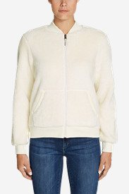Women's Snow Lake Bomber Jacket