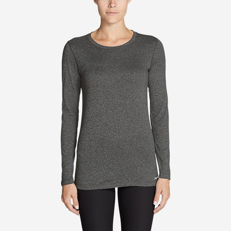 Women's Resolution Long-Sleeve Crew large version