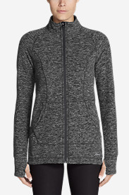 Women's Quest Fleece Run Around Jacket