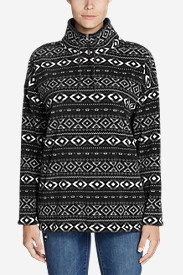 Women's Quest Fleece Pullover - Print