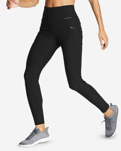 Women's Trail Tight Leggings   High Rise by Eddie Bauer