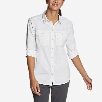 Thumbnail View 1 - Women's Mountain Ripstop Long-Sleeve Shirt